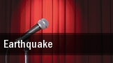 Earthquake Washington tickets