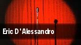 Eric D'Alessandro Staten Island tickets