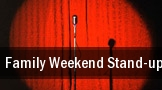 Family Weekend Stand-Up Jesse Auditorium tickets