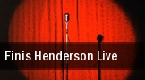 Finis Henderson Live Casino Pauma tickets