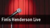 Finis Henderson Live Pauma Valley tickets