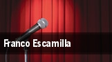 Franco Escamilla Charlotte tickets