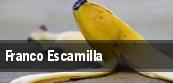 Franco Escamilla Seattle tickets