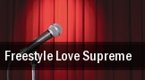 Freestyle Love Supreme New York tickets