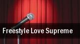 Freestyle Love Supreme New York tickets