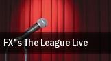 FX's The League Live Wilbur Theatre tickets