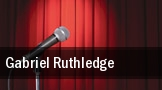 Gabriel Ruthledge tickets