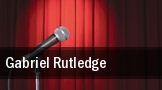 Gabriel Rutledge tickets