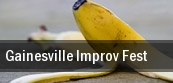 Gainesville Improv Fest tickets
