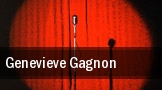 Genevieve Gagnon tickets