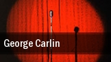George Carlin Barbara B Mann Performing Arts Hall tickets