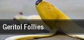 Geritol Follies tickets