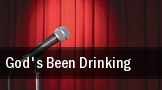God's Been Drinking La Nuit Comedy Theater tickets
