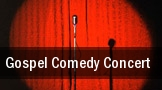 Gospel Comedy Concert Duplin County Events Center tickets