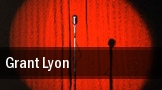 Grant Lyon San Francisco tickets