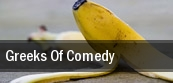 Greeks Of Comedy W L Jack Howard Theatre tickets