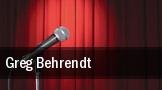 Greg Behrendt Wilbur Theatre tickets