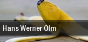 Hans Werner Olm Congress Center Leipzig tickets