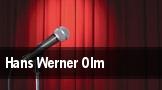 Hans Werner Olm Stadthalle Chemnitz tickets