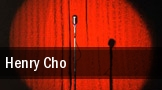Henry Cho tickets