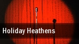 Holiday Heathens Punch Line Comedy Club tickets