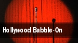 Hollywood Babble-On tickets