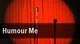 Humour Me tickets
