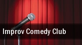 Improv Comedy Club Coushatta Casino Resort tickets