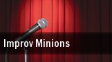 Improv Minions tickets
