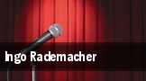Ingo Rademacher Sacramento tickets