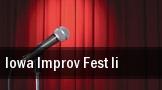 Iowa Improv Fest II Des Moines tickets