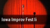 Iowa Improv Fest II tickets