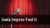 Iowa Improv Fest II Stoner Studio Theatre tickets