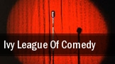 Ivy League Of Comedy Bergen Performing Arts Center tickets
