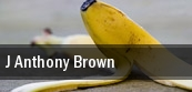 J. Anthony Brown Baltimore tickets