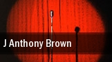 J. Anthony Brown tickets