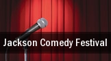 Jackson Comedy Festival Jackson Convention Complex tickets
