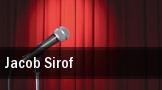 Jacob Sirof tickets