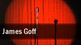 James Goff tickets