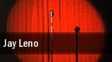 Jay Leno Borgata Events Center tickets