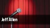 Jeff Allen Houston tickets