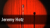 Jeremy Hotz Burton Cummings Theatre tickets