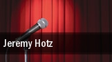 Jeremy Hotz National Arts Centre tickets