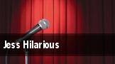Jess Hilarious Mashantucket tickets