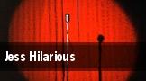 Jess Hilarious Palm Beach Improv tickets