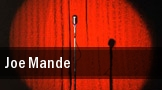 Joe Mande Punch Line Comedy Club tickets