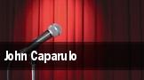 John Caparulo Cleveland tickets