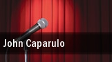 John Caparulo Houston tickets