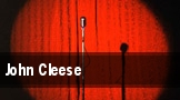 John Cleese Mccallum Theatre tickets