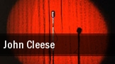 John Cleese Mcdonald Theatre tickets